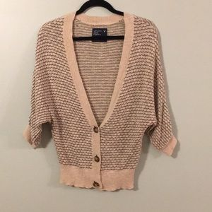 American Eagle Outfitters Button Sweater Cardigan